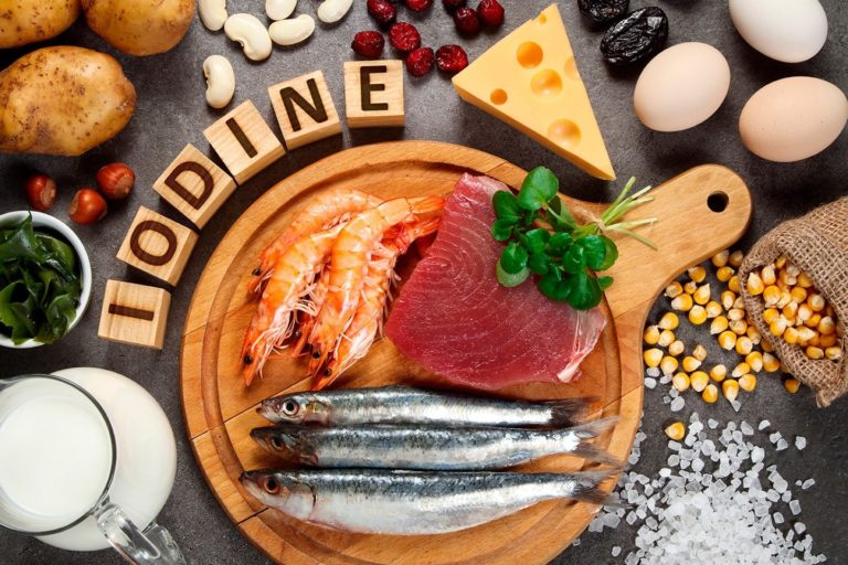 Iodine Deficiency | Causes, Symptoms and Diagnosis
