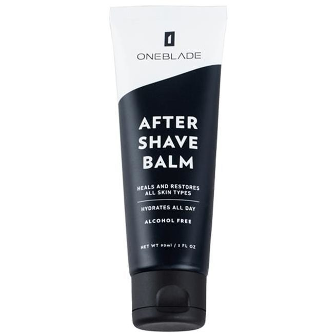After shave balm high-quality organic