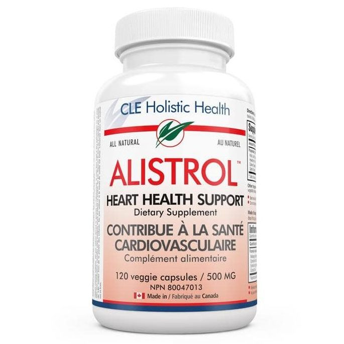 Alistrol Blood Pressure Support Formula