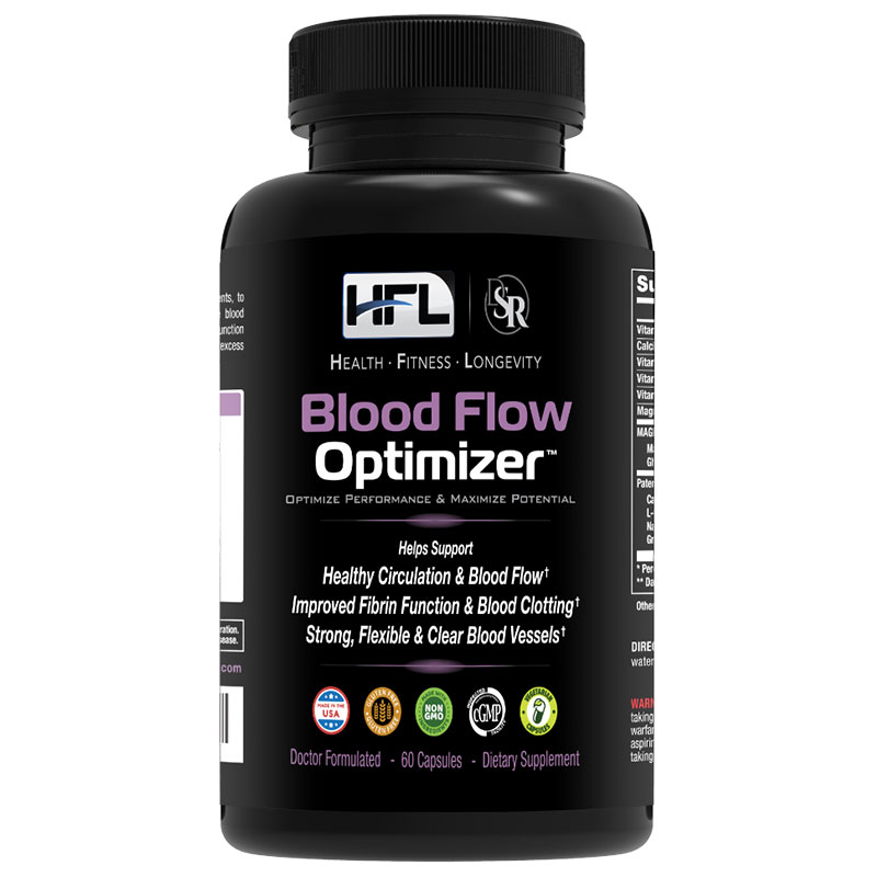 Blood Flow Optimizer circulation formula-min