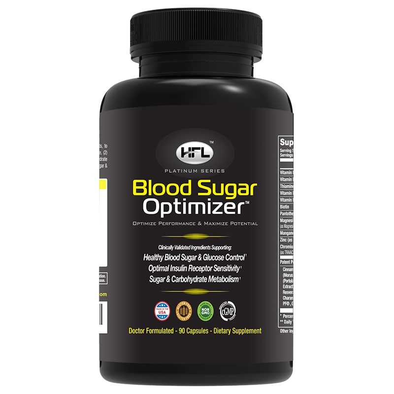Blood Sugar Optimizer supplement