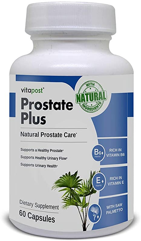 Prostate Plus prostate support formula