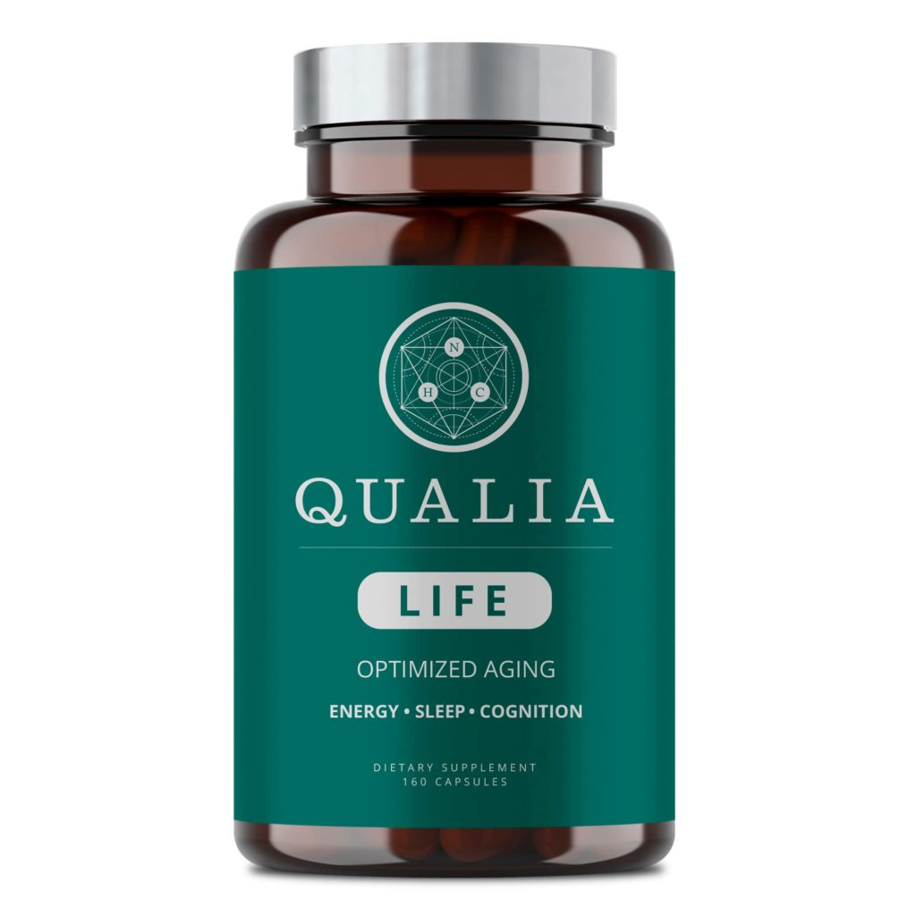 Qualia Life Nootropic Fomrula for mood and mental clarity