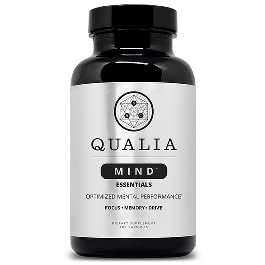Qualia Mind Essentials nootropic supplement-min