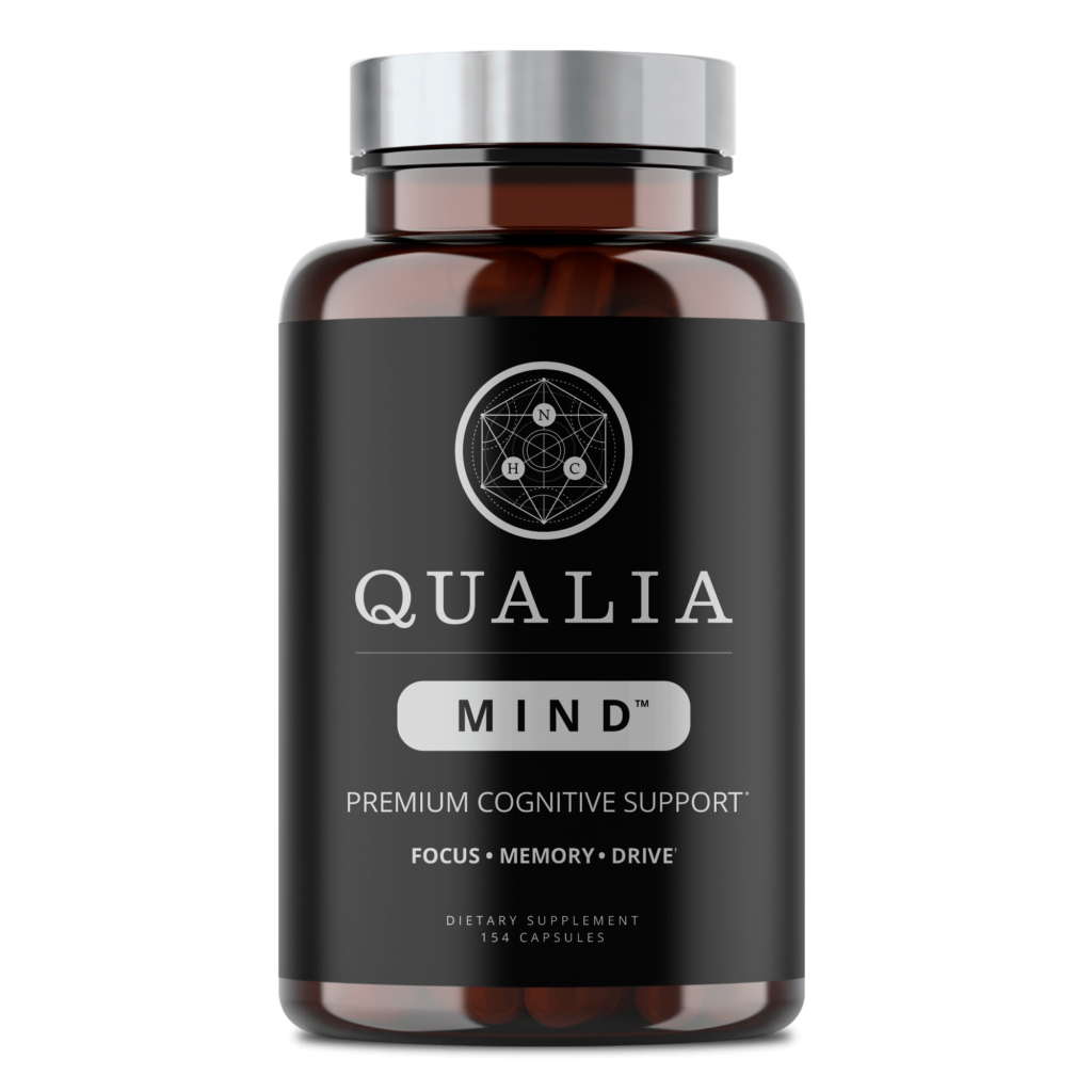 Qualia Mind nootropic formula
