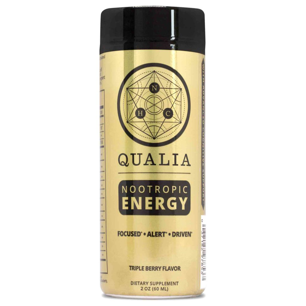 Qualia Nootropic Energy-min