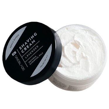 High quality shaving cream organic